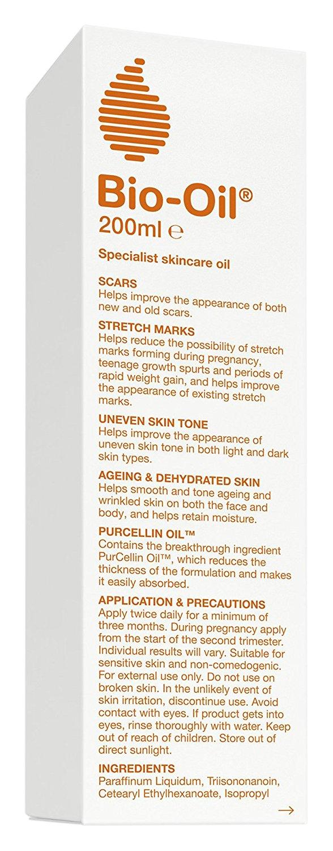 Bio-oil Aceite de cuidado de la piel
