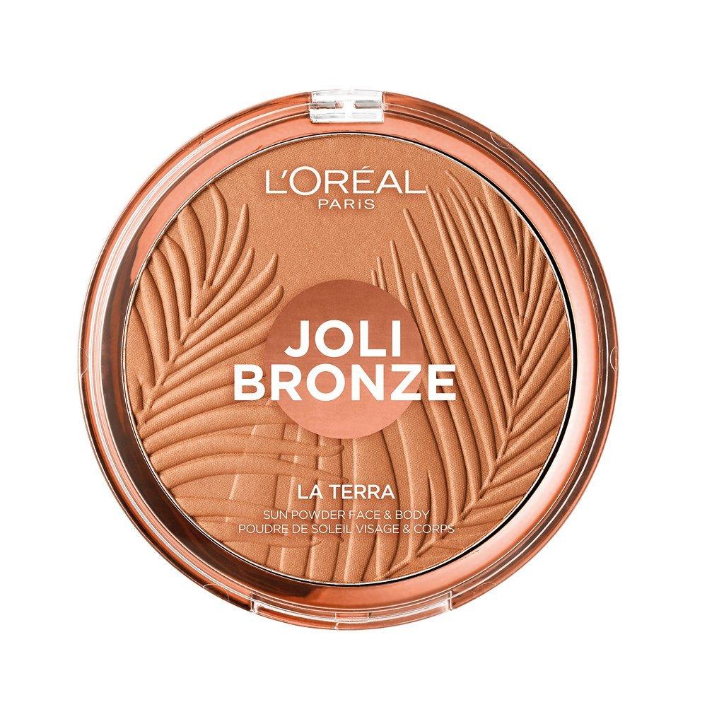 L'Oreal Polvo Bronceador Glam Bronze La Terra