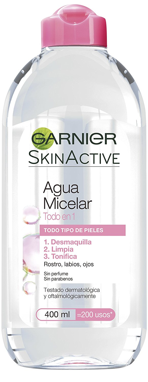 Garnier Agua micelar todo en 1