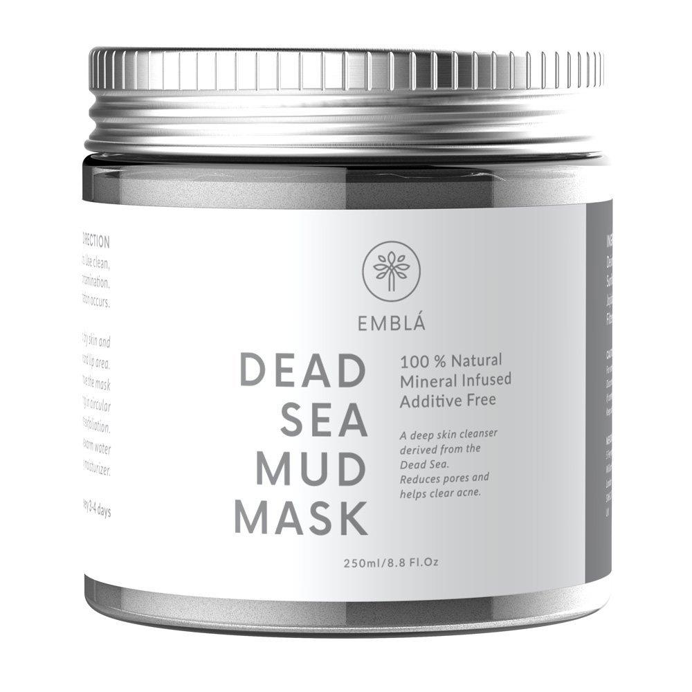 Emblá Mascarilla de barro del Mar Muerto
