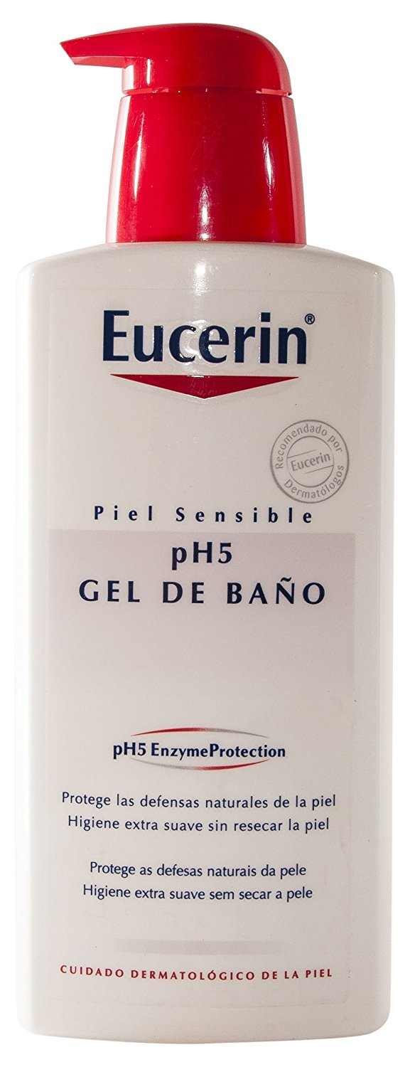 Eucerin ph5 gel de baño
